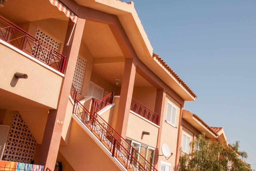 Vakantieappartement in Spanje